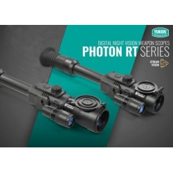 Yukon Advanced Optics Photon RT 6x50 S