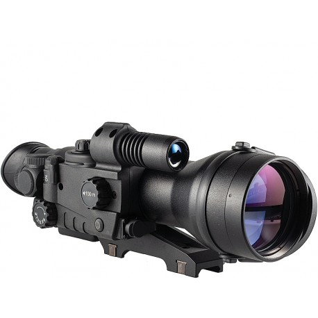 Yukon Advanced Optics Sentinel Tactical 3x60 L