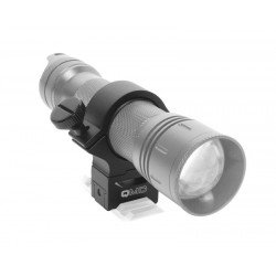 Night Master QMD Quick Multi Directional Hunting Light Rail Mount
