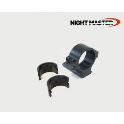 Nightmaster Scope Mount with Rail