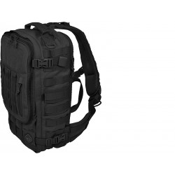 Hazard 4 Switchback™ Full Sized Laptop Sling-Pack (Black)