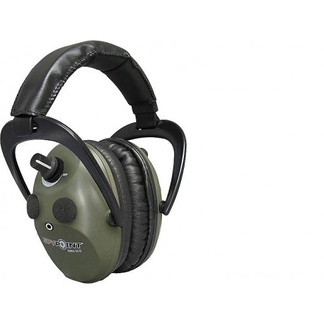 Spypoint Electronic Ear Muffs EEM4-24 (8x) Green
