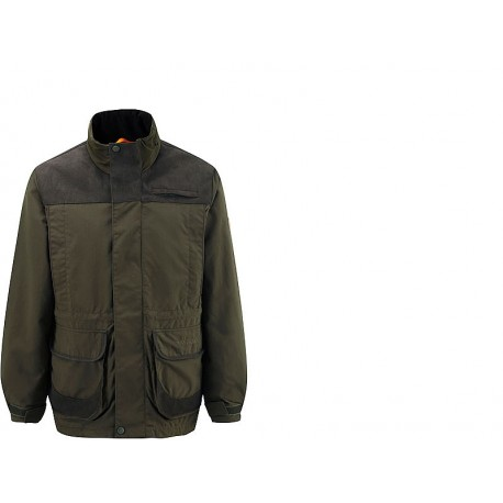 ShooterKing Hardwoods Jacket (Dark Olive/Brown)